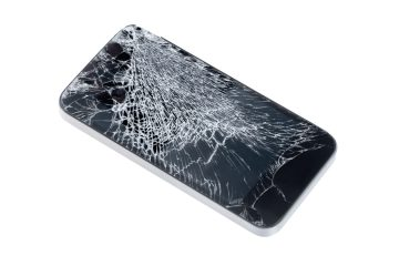 Broken Screen or Glass repair